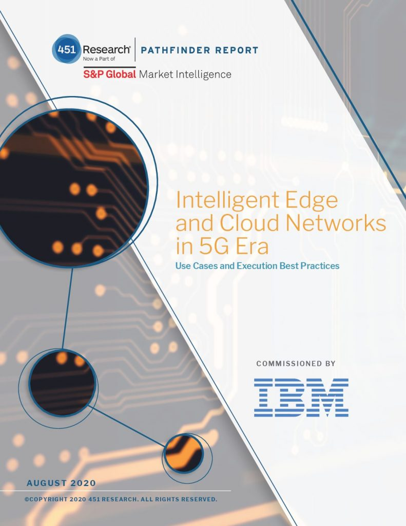 Intelligent Edge and Cloud Networks in 5G Era
