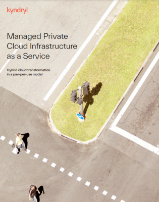 Managed Private Cloud Infrastructure as a Service