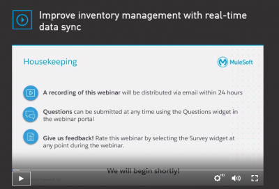 Improve Inventory Management With Real- Time Data Sync