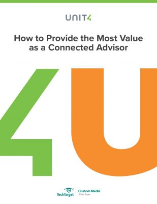 How to Provide the Most Value as a Connected Advisor