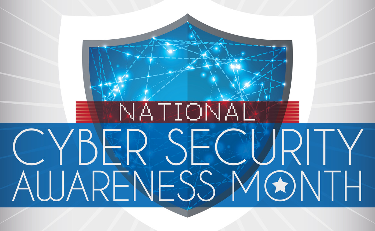 Cybersecurity Awareness Month 2021: 'Do Your Part, #BeCyberSmart'