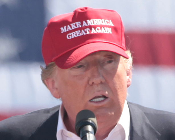 Walmart Sells Trump-Themed Baseball Caps in the Most Walmart Way