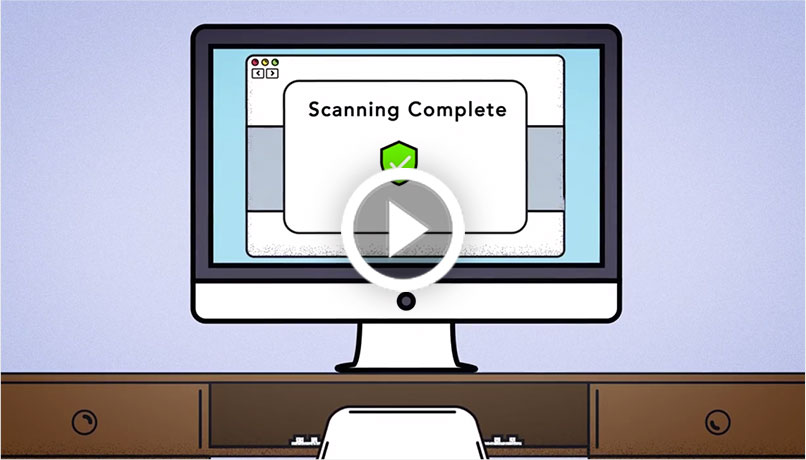 Computer scanning