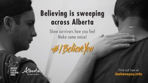 Believing is sweeping across Alberta 1