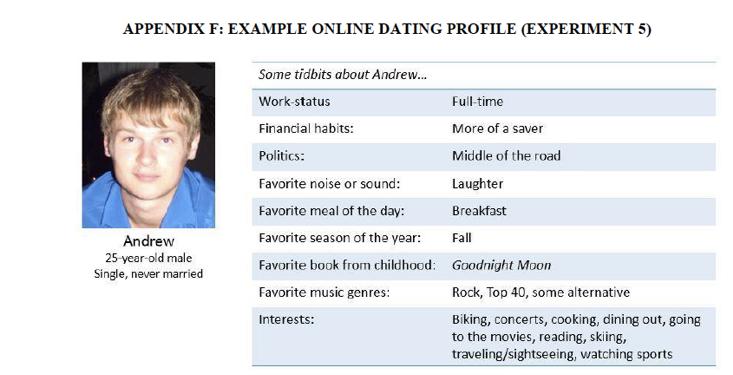 Andrew's Profile