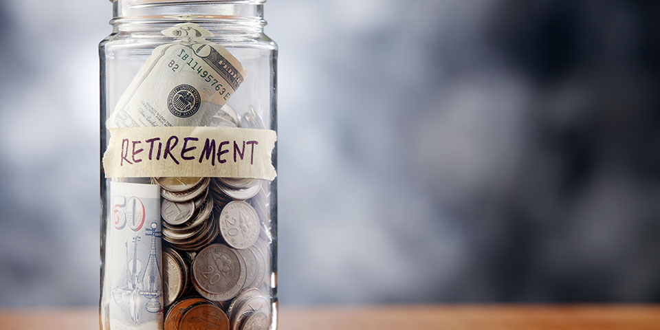 Some Have Enough To Retire, Some Don't