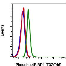 Phospho-4E-BP1 (Thr37/46) (Clone: A5) rabbit mAb FITC conjugate