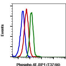 Phospho-4E-BP1 (Thr37/46) (Clone: A5) rabbit mAb SureLight 488 conjugate