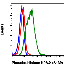 Phospho-Histone H2A.X (Ser139) (Clone: 1B3) rabbit mAb