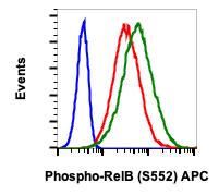 Phospho-RelB (Ser552) (Clone: A7) rabbit mAb APC conjugate