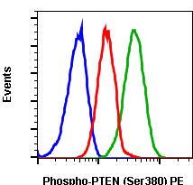 Phospho-PTEN (Ser380) (Clone: NA9) rabbit mAb PE conjugate