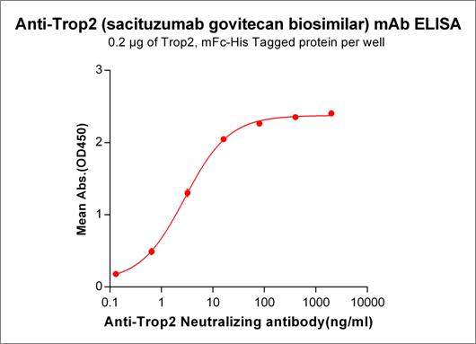 Anti-Trop2 Antibody (sacituzumab govitecan biosimilar) (IMMU-132)