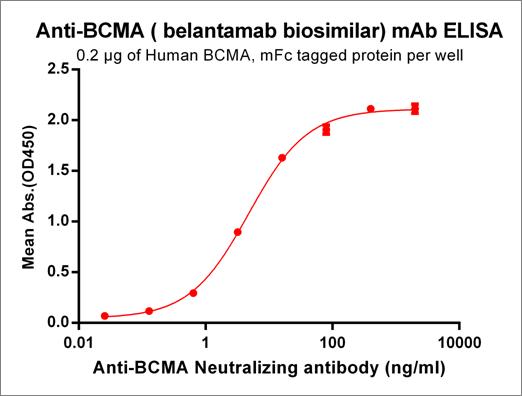 Anti-BCMA Antibody (belantamab biosimilar) (J6M0)