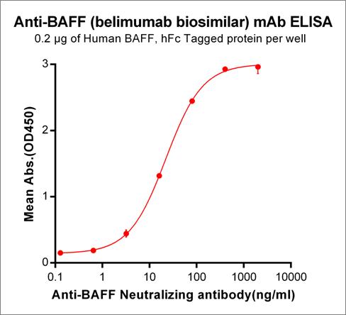 Anti-BAFF Antibody (belimumab biosimilar) (LymphoStat-B)