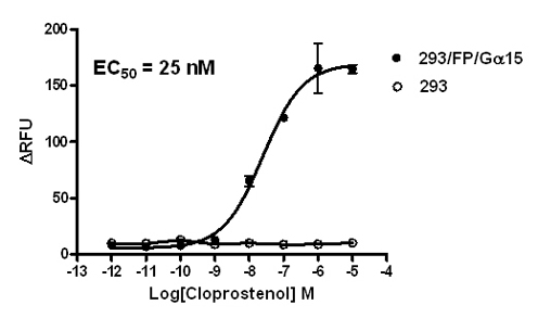 G alpha 15 Stable Cell Line-FP-293-Human