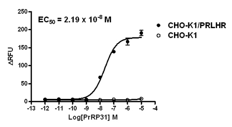 PRLHR Stable Cell Line-CHO-K1-Human(Currently Unavailable)