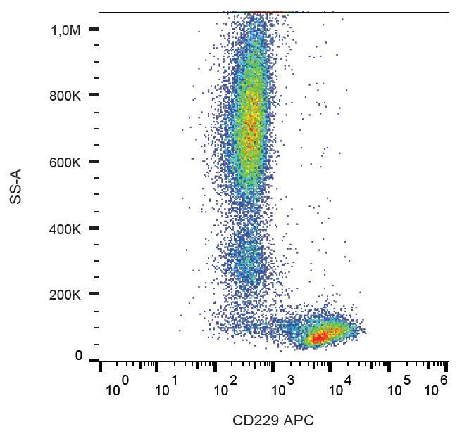 Anti-CD229 / Ly9 Monoclonal Antibody (Clone:HLy9.25)-APC Conjugated