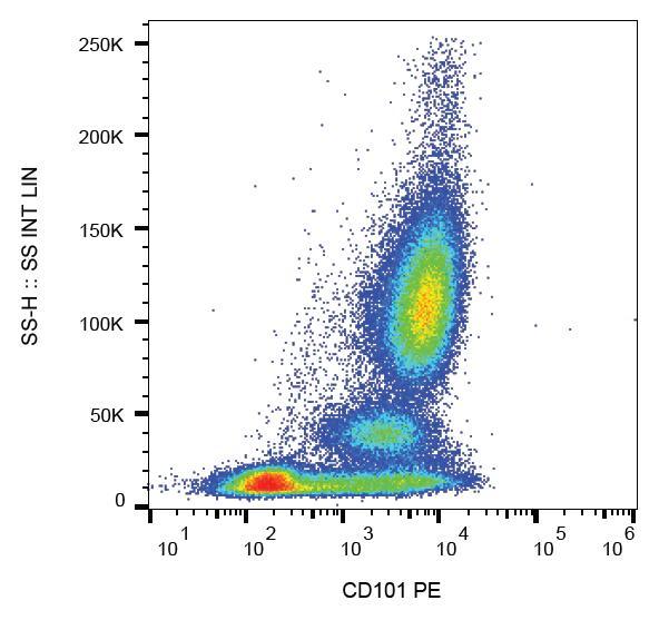 PE Conjugated, Anti-CD101 Monoclonal Antibody (Clone:BB27)