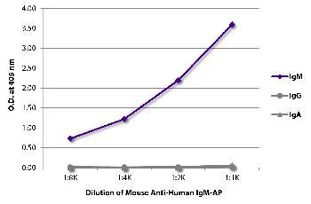 Mouse Anti-Human IgM-AP