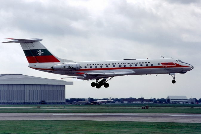 Tu-134 for the rich 60