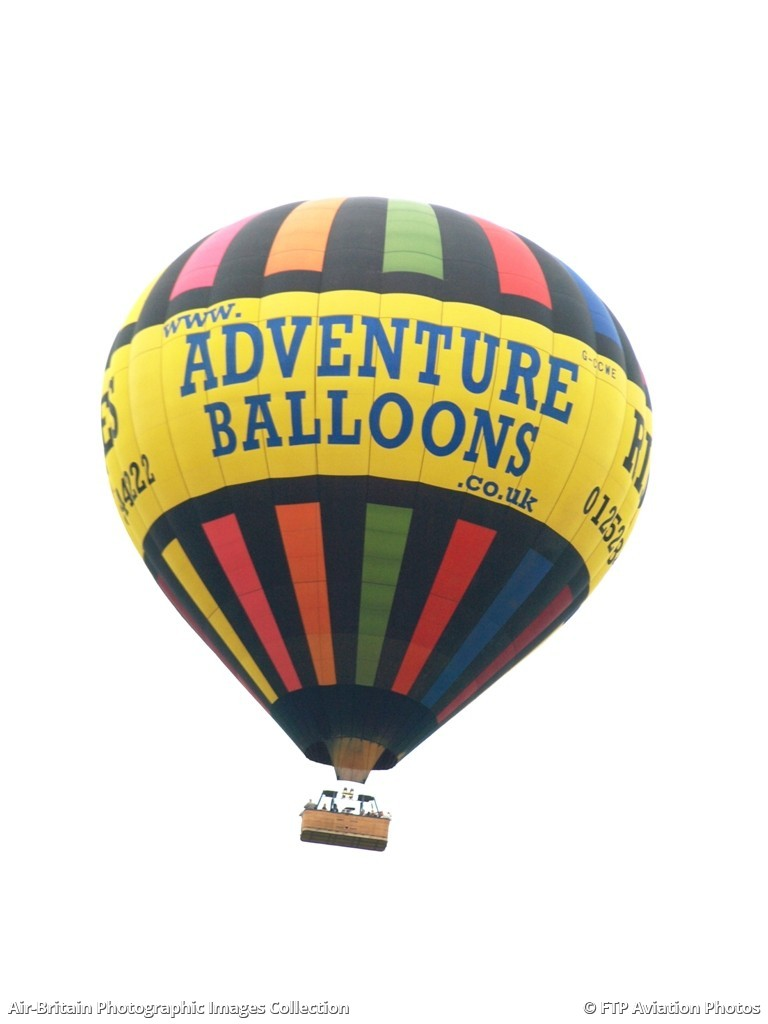 aviation photographs of code number adventure balloons rides abpic