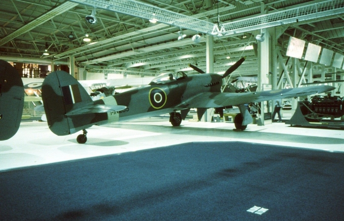 Aviation photographs of hawker typhoon 1b abpic mn235 hawker typhoon 1b royal air force museum hendon raf museum uk england steve ryle 061990 thecheapjerseys Choice Image