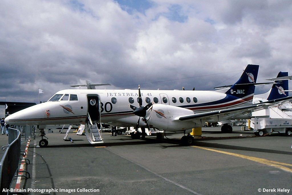 Airlink South Africa Bae Jetstream 41