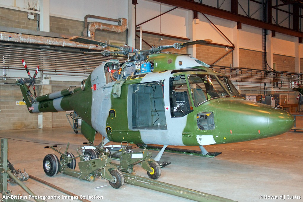 Aviation photographs of Operator Defence School of Electro
