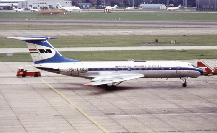 Tu-134 for the rich 43