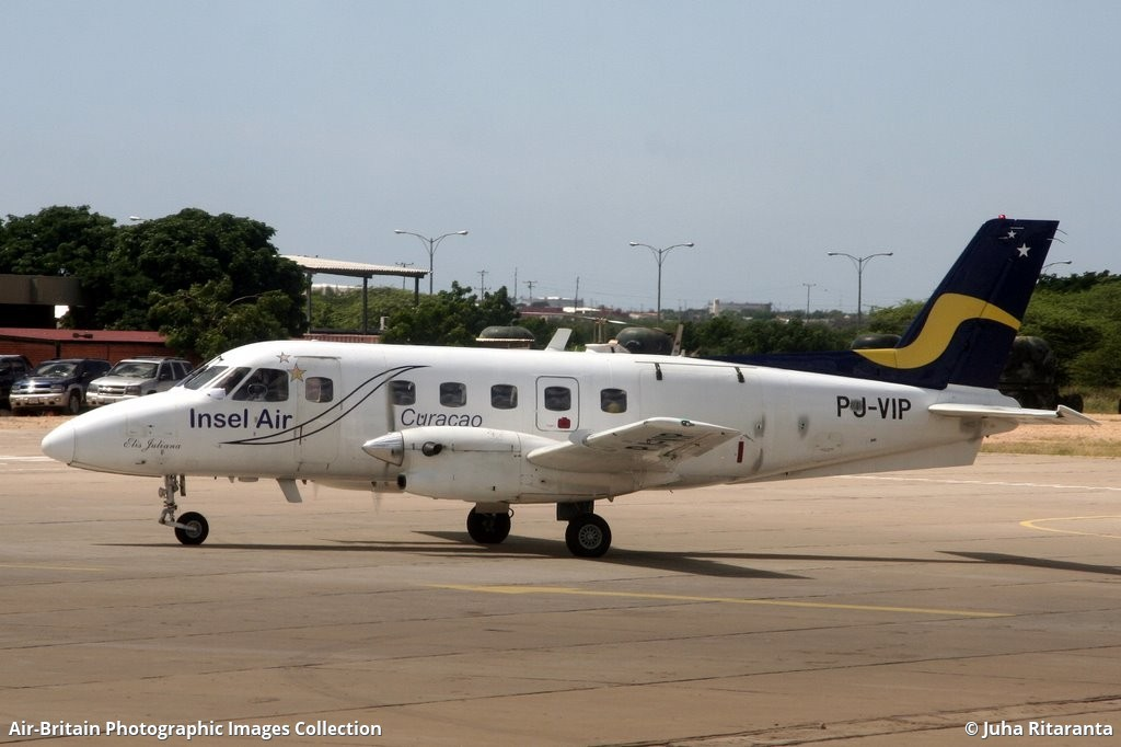 Aviation Photographs Of Operator Insel Air Inc Abpic