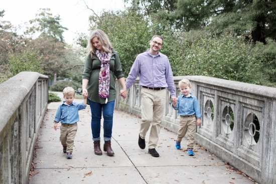Eden Park Family Sessions | Montgomery's