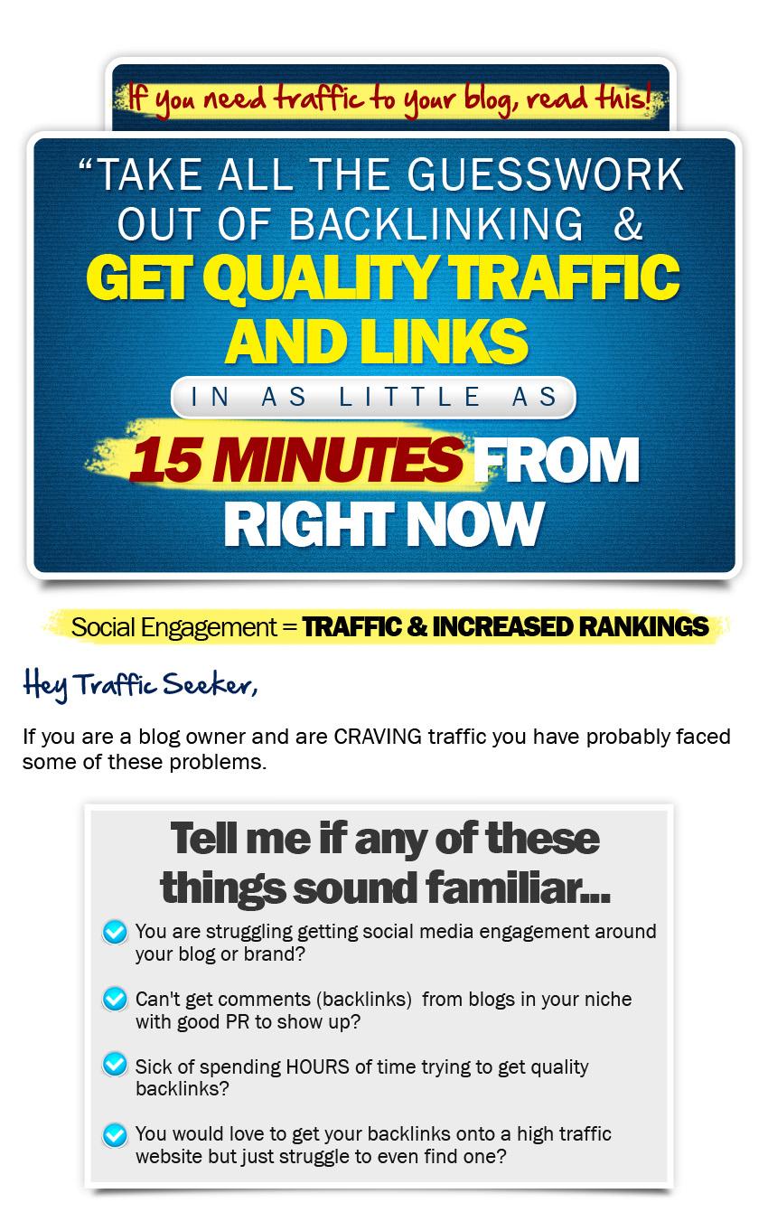 Social Traffic Ranker Software