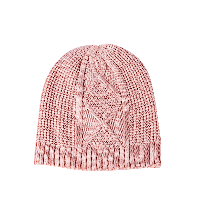 The Jetset Diaries Cable Knit Beanie