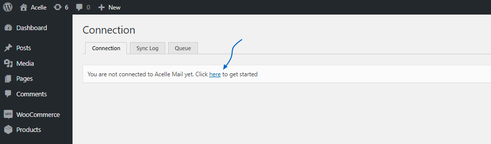 Acelle Connect - WordPress Plugin for Acelle Mail - 1