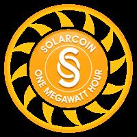 SolarCoin (SLR) coin