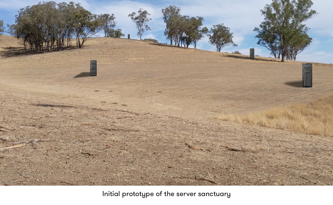Server Sanctuary