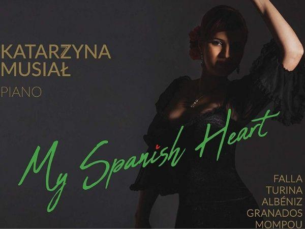 My Spanish Heart album cover