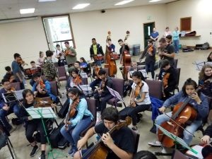 The Music Lessons Project