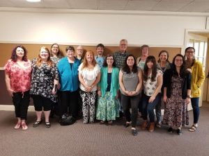 The Oregon Association for Music Therapy