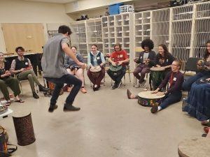 Pacific University Bachelor of Music Therapy
