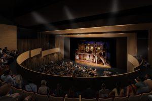 PRCA Theatre View