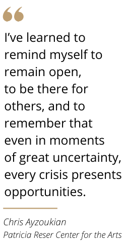 Quote from Chris Ayzoukian