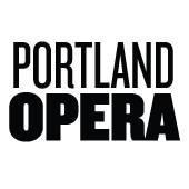 Portland OPera logo