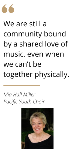 Quote from Mia Hall Miller