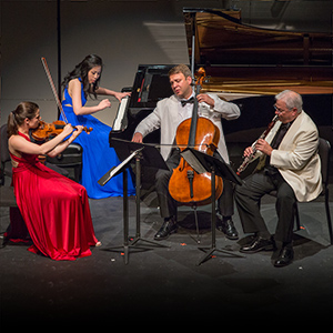 4 CMNW musicians