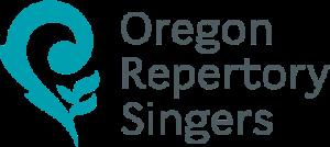 Oregon Rep Singers Logo