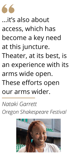 Quote from Nataki Garrett