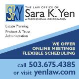 Law Office of Sara K Yen