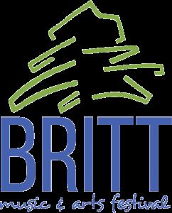 Britt Festival logo