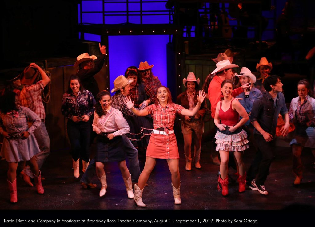Footloose Production